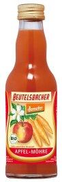 Beutelsbacher Apfel-Moehren-Saft Direktsaft 200ml Bio