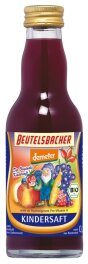 Beutelsbacher Kindersaft original Direktsaft 200ml Bio