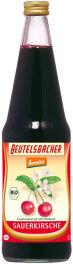 Beutelsbacher Sauerkirsche Demeter 700ml Bio