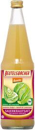 Beutelsbacher Sauerkrautsaft milchsauer vergoren 700ml Bio