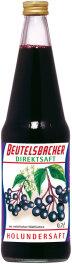 Beutelsbacher Fruchtsäfte Holundersaft Wildfrucht 700ml