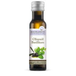 Bio Planète Olivenöl & Basilikum 100ml