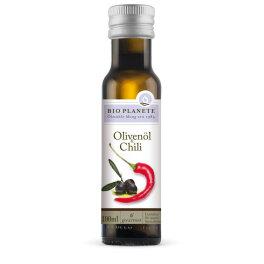 Bio Planète Olivenöl & Chili 100ml