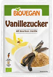 Biovegan Vanillezucker, BIO 4x8g