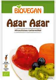 Biovegan Agar Agar Gelier Fix 30g
