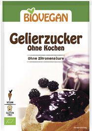 Biovegan Gelierzucker ohne Kochen 115g