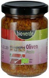Bio-Verde Oliven-Pesto 125ml