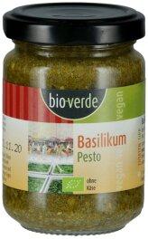 Bio-Verde Basilikum-Pesto 125ml