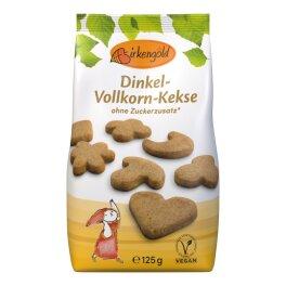 Birkengold Dinkel-Vollkorn-Kekse 125g