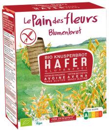 Blumenbrot - Le Pain des Fleurs - Hafer 150g