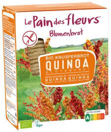 Blumenbrot - Le Pain des Fleurs - Quinoa Schnitten 150g