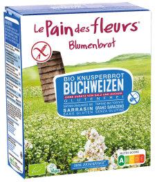 Blumenbrot - Le Pain des Fleurs - Buchweizen ohne Salz 150g