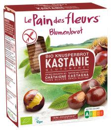 Blumenbrot - Le Pain des Fleurs - Kastanie 150g