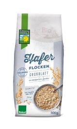 Bohlsener Mühle Haferflocken, Großblatt 500g Bio