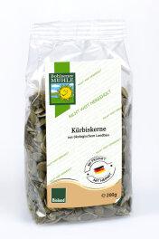 Bohlsener Mühle Kürbiskerne, dunkelgrün,...