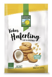 Bohlsener Mühle Kokos Haferling 125g Bio