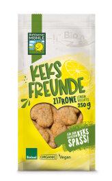 Bohlsener Mühle KeksFREUNDE Zitrone 250g Bio
