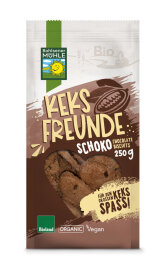 Bohlsener Mühle KeksFREUNDE Schoko 250g Bio