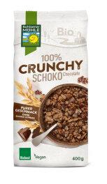 Bohlsener Mühle 100% Schoko Crunchy 400g Bio