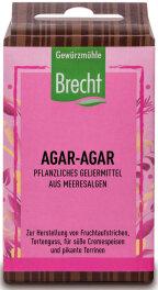 Brecht Agar Agar Nachfüllpack 50g