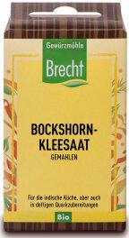 Brecht Bockshornkleesaat gemahlen 40g