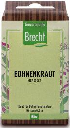 Brecht Bohnenkraut gerebelt 20g