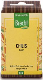 Brecht Chilis ganz 12,5g