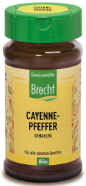Brecht Cayennepfeffer gemahlen 35g
