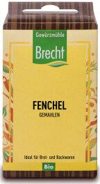 Brecht Fenchel gemahlen 25g