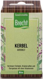 Brecht Kerbel gerebelt 7,5g
