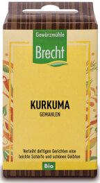 Brecht Kurkuma gemahlen 35g