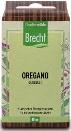 Brecht Oregano gerebelt - Nachfüllpack 10g