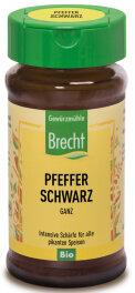 Brecht Pfeffer schwarz ganz 40g
