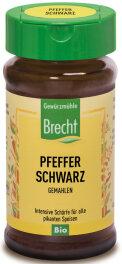 Brecht Pfeffer schwarz gemahlen 40g