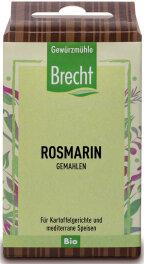 Brecht Rosmarin gemahlen - Nachfüllpack 25g