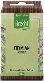 Brecht Thymian gerebelt - Nachfüllpack 10g