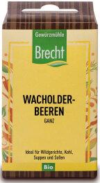 Brecht Wacholderbeeren ganz - Nachfüllpack 25g