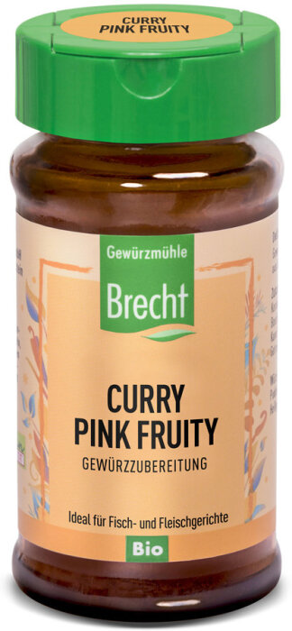 Brecht Curry pink 40g Bio