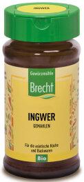 Brecht Ingwer gemahlen 25g Bio