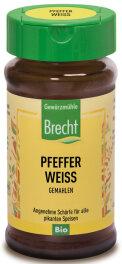 Brecht Pfeffer weiß gemahlen 35g