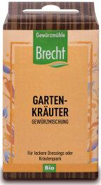 Brecht Gartenkräuter - Nachfüllpack 10g