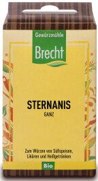 Brecht Sternanis ganz - Nachfüllpack 15g