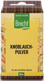 Brecht Knoblauchpulver - Nachfüllpack 40g