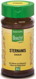 Brecht Sternanis gemahlen 25g
