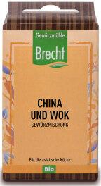 Brecht China & Wok - Nachfüllpack 30g