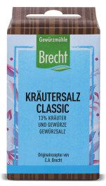 Brecht Kräutersalz classic - Nachfüllpack 80g