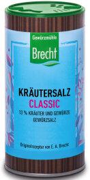 Brecht Kräutersalz classic - Streuer 200g