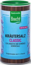 Brecht Kräutersalz ´classic´ - Dose 500g