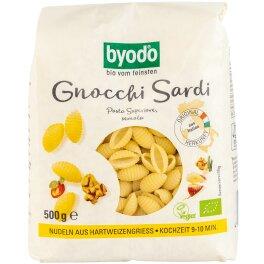 Byodo Gnocchi Sardi semola Bio 500g