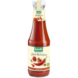 Byodo Hot Ketchup Bio 500ml
